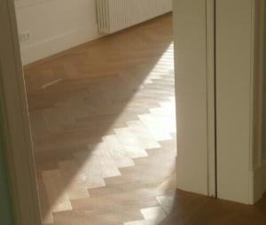 enschede visgraat vloer