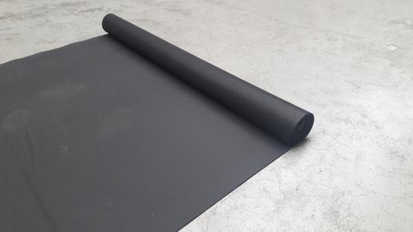 rubber-ondervloer